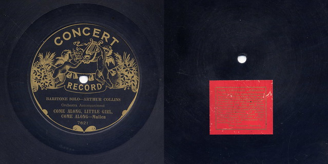 Header of 78 Rpm