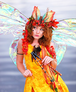 Twig the Fairy in Sunburst Yellow