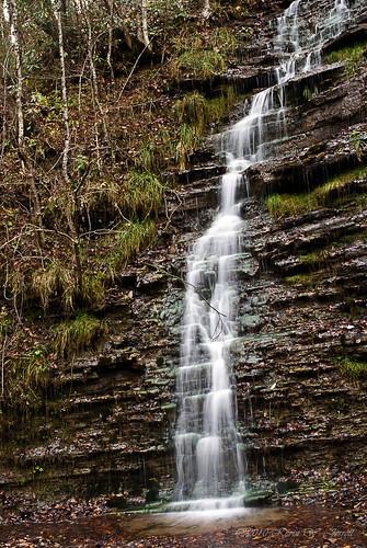 autumn water tennessee waterfalls pristine claibornecounty niikond60 backroadsphotography brysonmountain bennettsfork kjerrellphotography