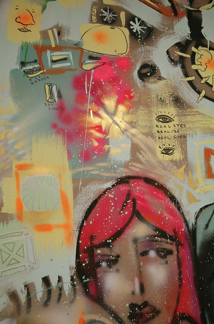 Artist david choe a gallery on flickr for David choe mural