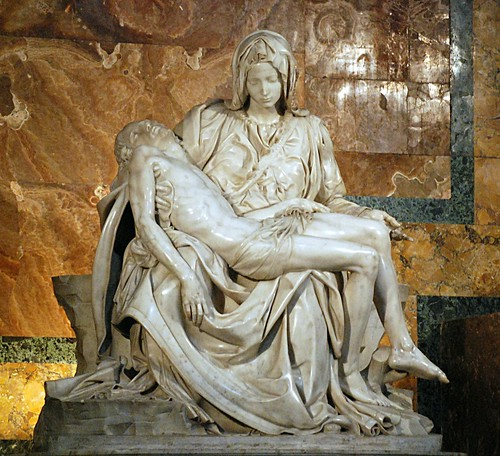 michael angelo statues in rome - photo#27