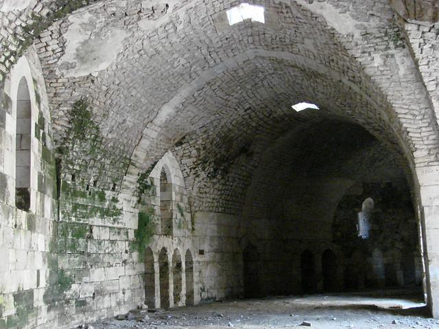 Inside the Krak des Chevaliers   Inside the Krak des Chevali…   Flickr - Photo Sharing!