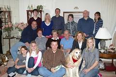 Christmas Family 2008