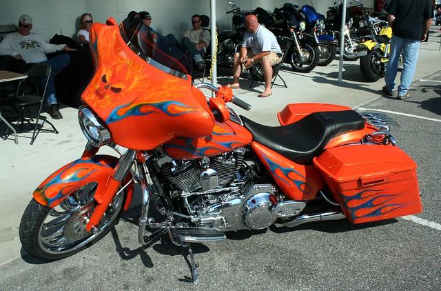 Custom Painted Motorcycle Helmets California