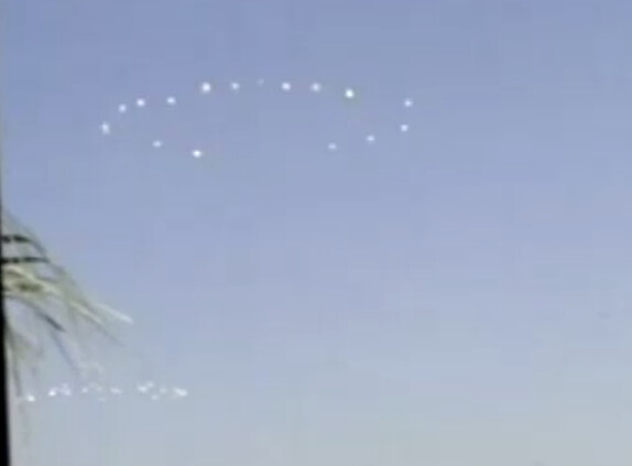 UFO Sighting of Fleet By Wedding Photographer at Long Beach, California Sept 4, 2010, Video & Photos 3/3.
