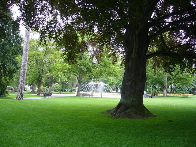 Gen ve jardin anglais a photo on flickriver for Jardin anglais geneve programme