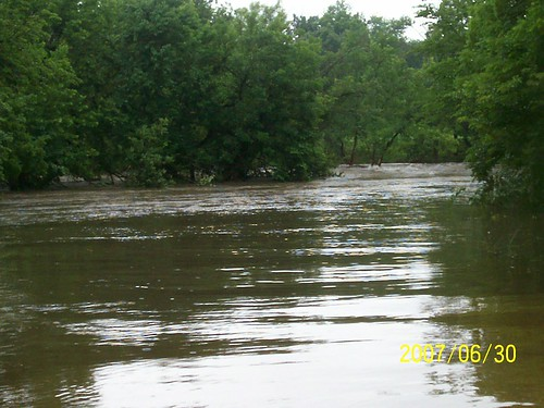 flood therockgardens wilsoncountykansas benedictkansas