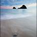 Oceanside Pastel Moment