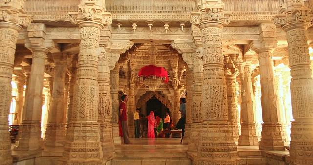 Templo de Adinath, Ranakpur