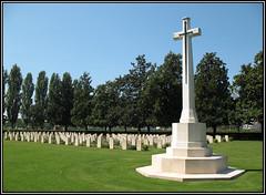 Cimitero di Guerra / War Cemetery (Cesena - Italy)