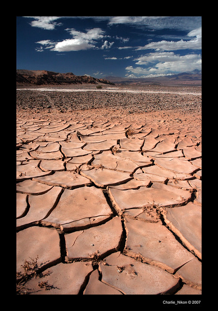 The Driest Place in the World
