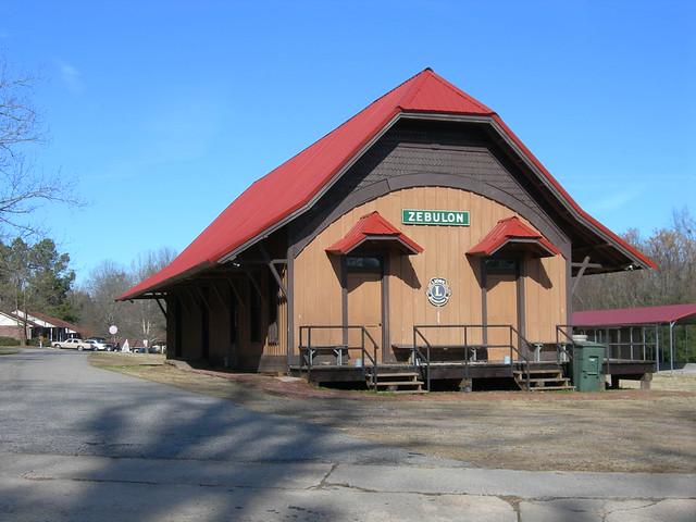 Atlanta and Hawkinsville Railroad