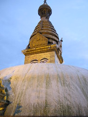 landmark, place of worship, stupa,