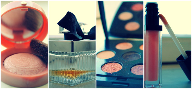 variety of cosmetics chemical analysis