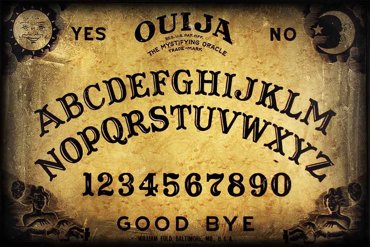 Ouija Board Flickr Photo Sharing