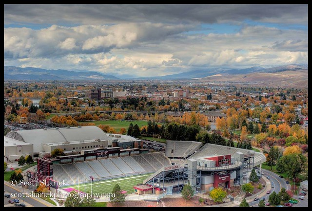 Missoula Montana In The Fall Flickr Photo Sharing
