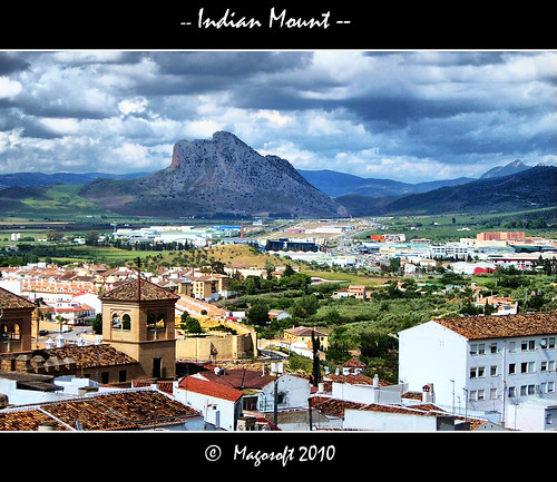 Indian Mount (Antequera-Malaga-Spain)