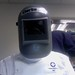 Labcoat + Hackspace + Welding Mask = Awesome?