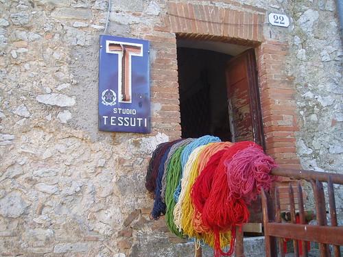 Luciano ghersi hypertextile handweaver la facolt di tessere a porchiano del monte - Telaio da tavolo per tessitura a mano ...