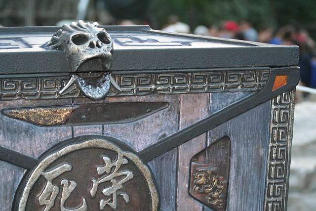 Pirates chest
