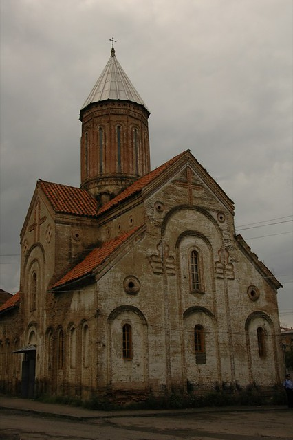 Telavi Church - Kakheti, Georgia