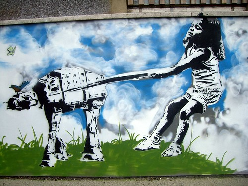Rebellious AT-AT