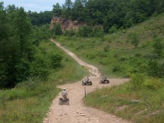 Hatfield and McCoy Trails