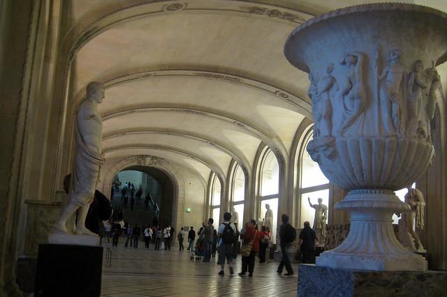 Paris - Musée du Louvre - Galerie Daru (Salle B)