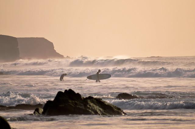 Fuerteventura Surfing