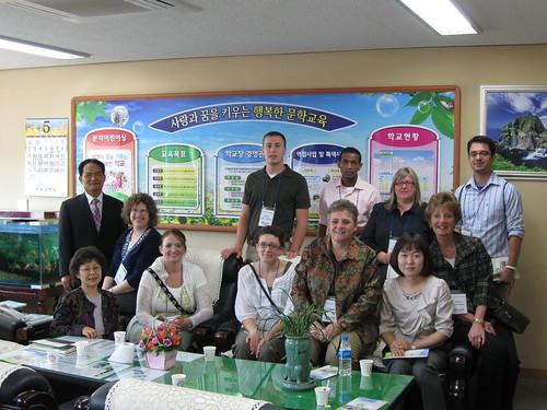IUK Korea Trip 2011
