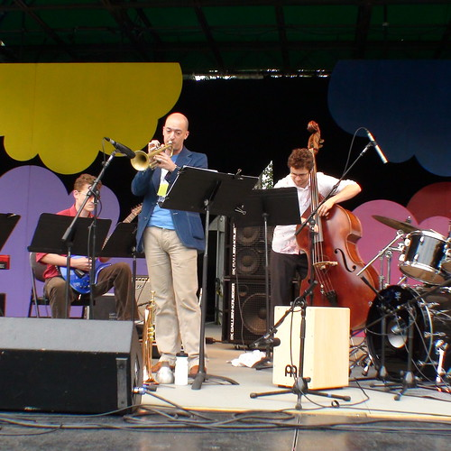 Thomas Bergeron Quintet @ the International Festival of Arts and Ideas