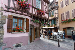 Colmar carriage