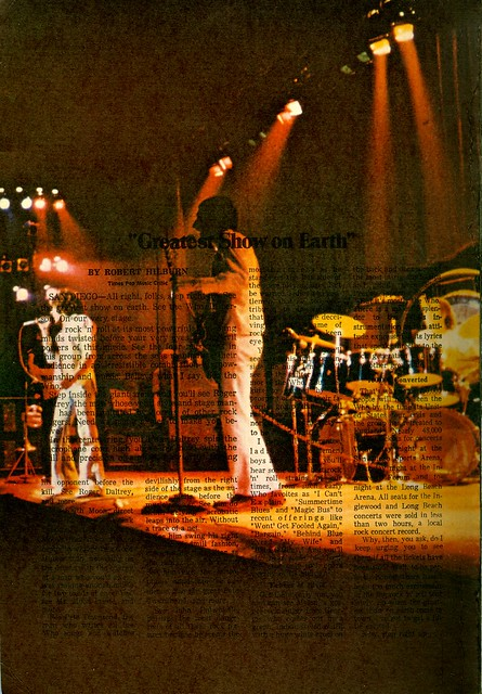 1975 - Who, The - European Tour - Side 1