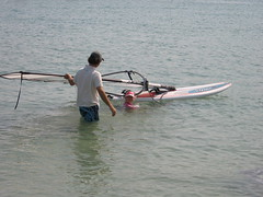 surface water sports, vehicle, sports, sea, surfing, sports equipment, water sport, watercraft, windsurfing, surfboard, boat,