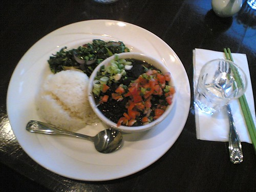 Feijoada, New World Vegetarian
