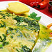 Peruvian food:  Filete de pescado con especias