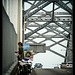 Cycling the Bridge of the Americas, Panama (2)