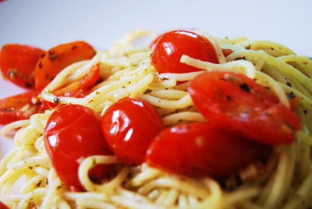 spicy cherry tomato pesto | Flickr - Photo Sharing!