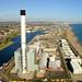 Aerial Photography of shoreham power station