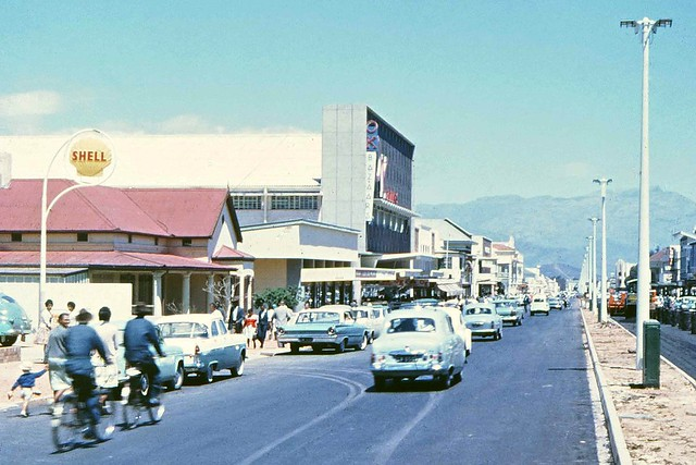Worcester South Africa  city photos gallery : High Street ,Worcester,South Africa ....1961 | Flickr Photo Sharing!