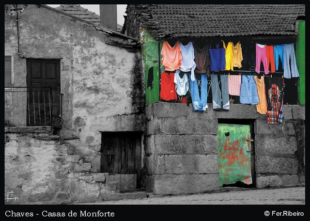 United Colors of Casas de Monforte - Chaves - Portugal