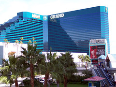 MGM Grand, Las Vegas, November 2005