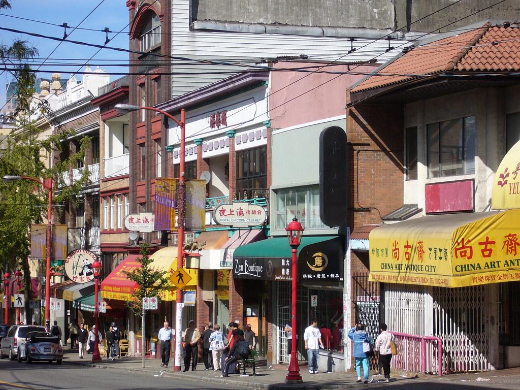 chinatown canada