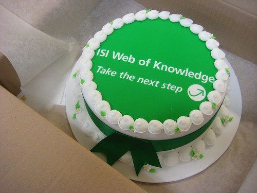 Web Of Science takes the cake