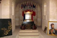 Paris - Latin Quarter: Panthéon - La crypte - le tombeau de Maréchal Lannes, duc de Montebello