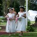 Bridal Party Arrives by James Polley