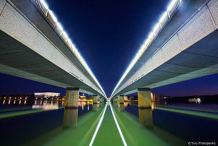 Commonwealth Avenue Bridge, Canberra, Australia