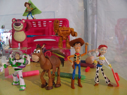 Toy Story Fun Zone