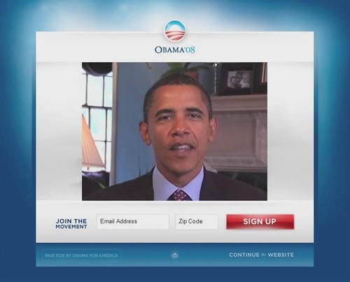 Barack's Video