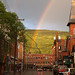 Brattleboro, VT Rainbow - Over 30,000 Views by Professor Bop